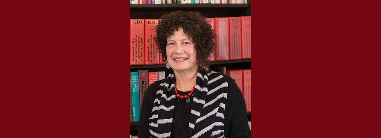 Leslie Adelson, Jacob Gould Schurman Professor of German Studies